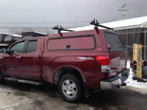Used Leer Tonneau Covers Used Caps And Tonneau Covers Travel Top Truck Caps