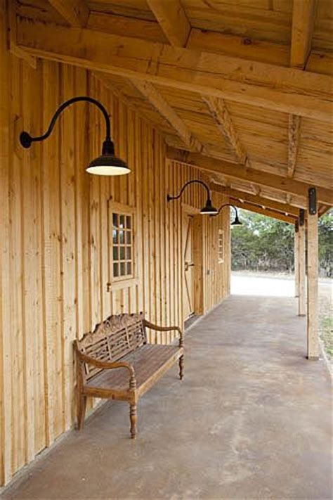 pole barn exterior lighting 25 best ideas about covered walkway on