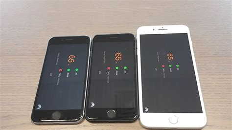 iphone 7 32 gb iphone 7 plus 128 gb ve iphone 6s 64 gb performans testleri