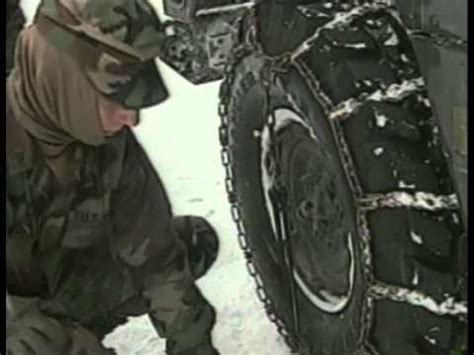tire chains  install    youtube