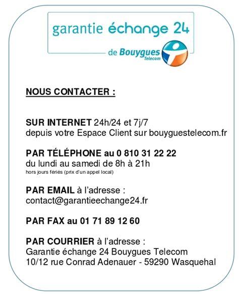 Resiliation Lettre Bouygues Resilier Asurion Assurance T 233 L 233 Phone Mobile Bouygues