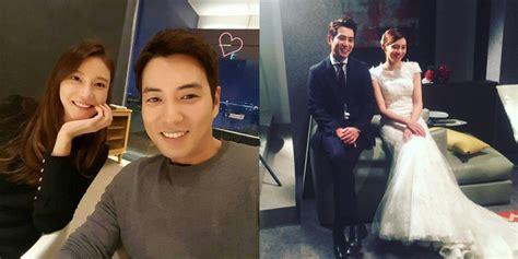 film korea nikah muda 9 pasangan seleb korea ini cinlok sai menikah