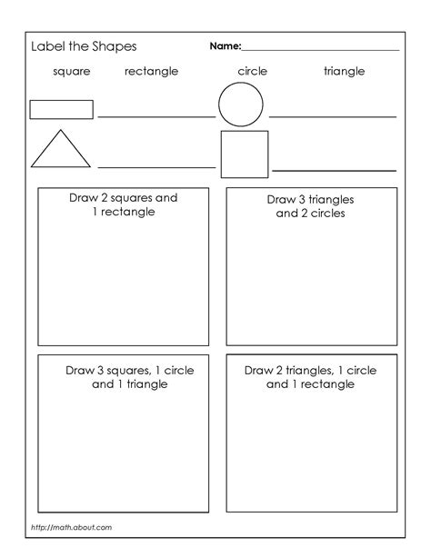 shapes and patterns worksheet for grade 1 12 best images of fun coloring worksheets printable fun