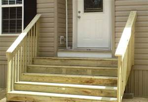 Steps for mobile homes outdoor mobile homes ideas