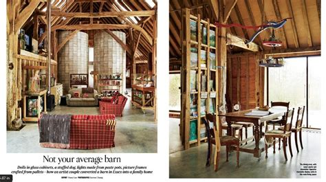 Barn Conversion Ideas the wall paintings and pictures on pinterest