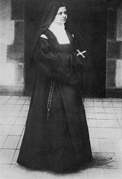 Saint Elizabeth of the Trinity « Boston Carmel