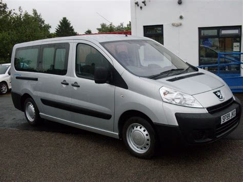 peugeot silver used silver peugeot expert tepee for sale dumfries and