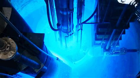 Kaos Anime Power On Glow In The cherenkov radiation gifs find on giphy