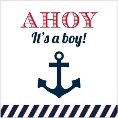 ahoy its a boy picture frame printable themes i to