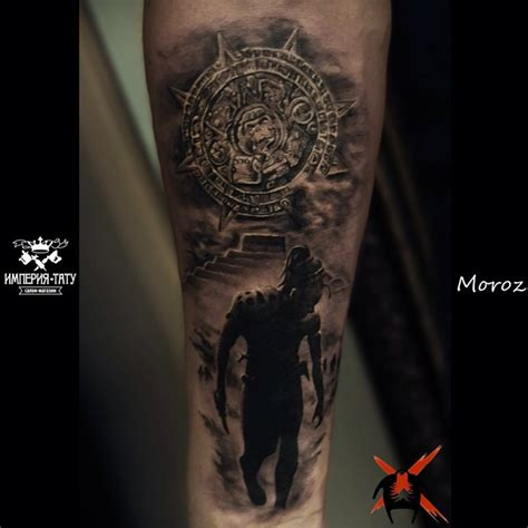 apocalypse film tattoo by moroztattoo on deviantart