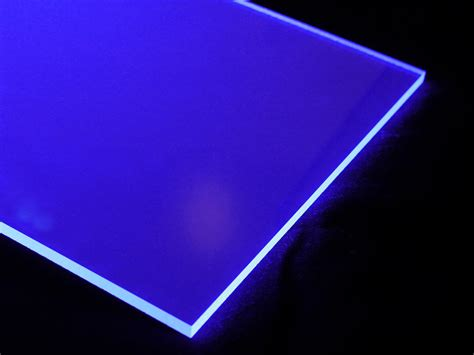 inventables lucite light guide acrylic sheet