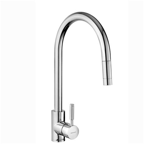 Caple Union Spray Chrome Granite Rangemaster Aquatrend Single Lever Tre1slpocm Pull Out Chrome Tap Kitchen Sinks Taps
