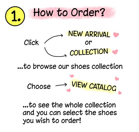 how to shoecorner how to order