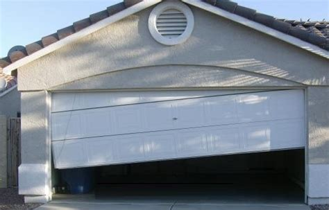 dangers  reusing  garage door tracks