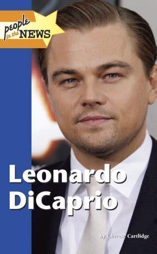 leonardo dicaprio biography book pdf free download of reading books leonardo dicaprio people