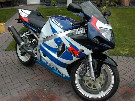Suzuki 750 Gsxr 2000 2000 Suzuki Gsxr 750 K1 Sold
