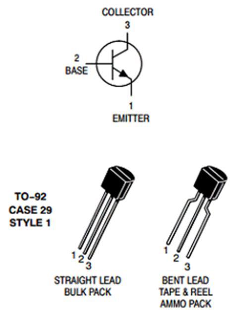 datasheet npn  ma transistor onsemi