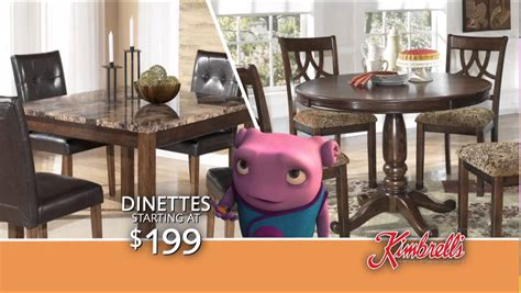 Kimbrells Furniture by Kimbrells Dreamworks Home Commercial 2