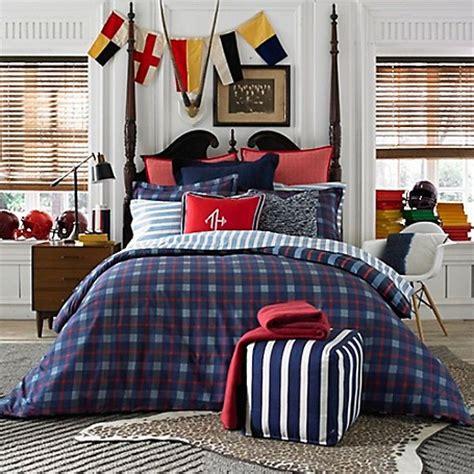 tommy hilfiger bedding outlet boston plaid comforter set tommy hilfiger usa