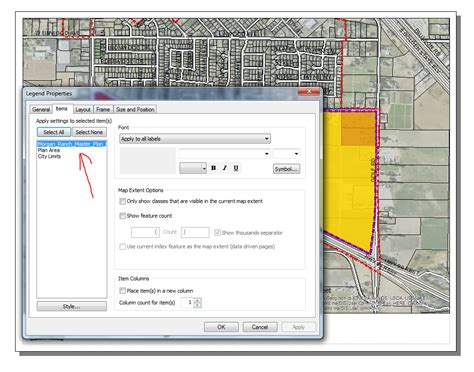 arcgis layout view legend arcgis desktop how to remove text from legend in layout