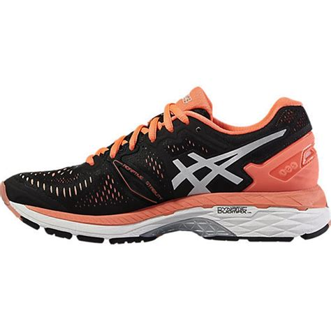 black running shoes for running shoe s asics gel kayano 23 black buy now