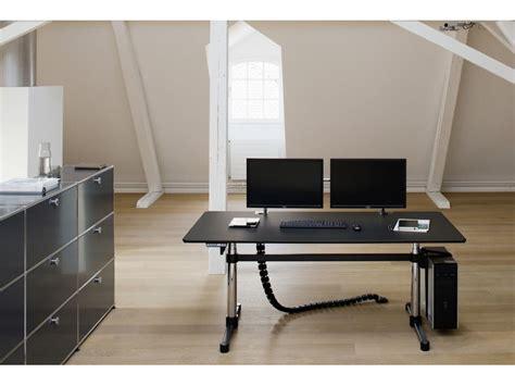Usm Desk by Usm Kitos Sit To Stand Designcurial