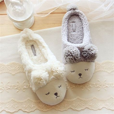 cute house shoes for women 2016 new winter women fleece warm shoes cute sheep soft indoor home slippers ebay