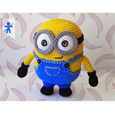 minion crochet bobs and the minions on pinterest les 25 meilleures id 233 es concernant minions en crochet sur