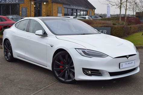 Used Model S Tesla Used 2016 Tesla Model S P90d For Sale In Oxfordshire