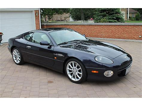 aston martin db7 price aston martin db7 for sale canada