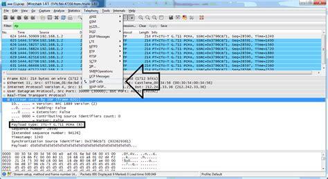 wireshark tutorial filtrando paquetes en pantalla pbxs basadas en asterisk an 225 lisis del tr 225 fico voip con