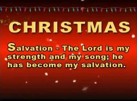 christmas acronym sermon thoughts sermonspice