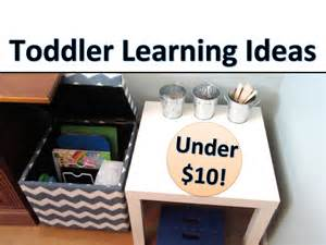 learning center toddler teaching ideas youtube