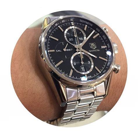 Jam Tangan Tag Heuer Original jual jam tangan tag heuer calibre 1887