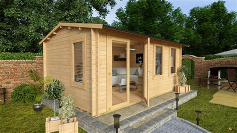 Billyoh Sheds Review by Log Cabin Review Billyoh Best Garden Buildings Uk