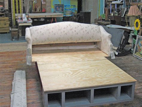 Build A Sofa Bed Diy Bedroom Ideas Furniture Headboards Decorating Ideas Diy