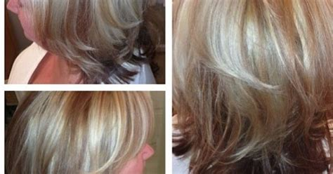 low lights for blech blond short hair blonde highlights and lowlights short hair cut with round