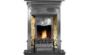 fulham combination cast iron fireplace