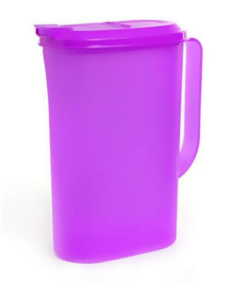Tupperware Pitcher 1l tupperware ezy cool jug 1 9 ltr purple buy at best price in india snapdeal