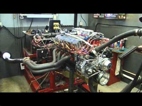 cobra engine dyno test youtube