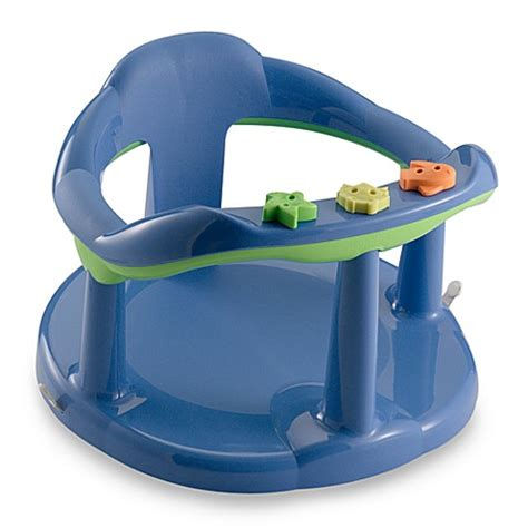 bathtub ring seat for babies aquababy bath ring blue bed bath beyond