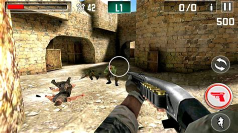 shooting games gun shoot war android apps on google play