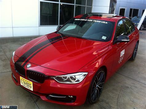 bmwblog attends bmw drive for team usa bmw america