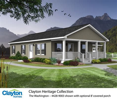 clayton homes models clayton homes home gallery manufactured homes modular