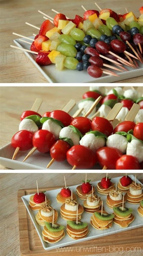 My 7 Favourite Finger Food Recipes finger foods appetizers and fingers on