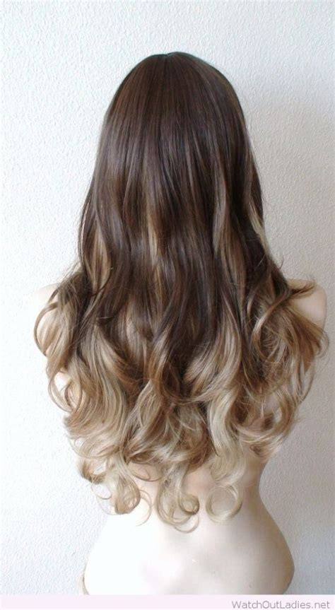 pictures of dirty blonde hair with ombre dirty blonde ombre hair color watch out ladies
