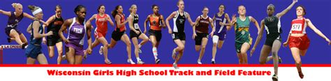 wisconsin boys high school track and field honor roll wisconsin track online weekly feature 2008 lake michigan