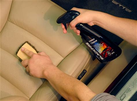 Cleaning Car Interior Vinyl by Blackfire Interior Cleaner Dashboard Cleaner Vinyl Cleaner