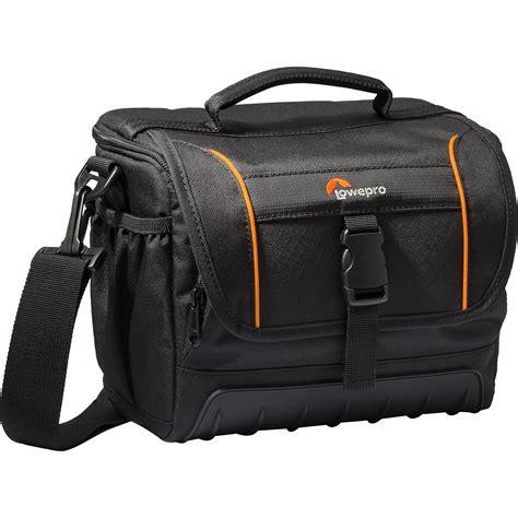Lowepro Adventura Sh 160 Ii Hitam Tas Kamera lowepro adventura sh 160 ii shoulder bag black lp36862 b h