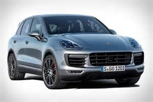 Porsche 2015 Cayenne 2015 Porsche Cayenne Uncrate